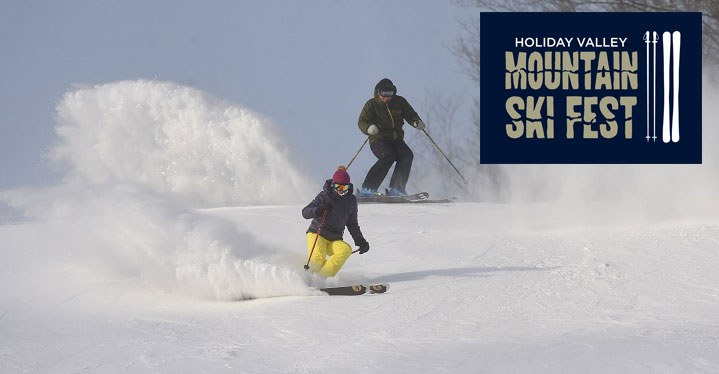Holiday Valley Ski Resort New York Ski Areas Vacation Get Away