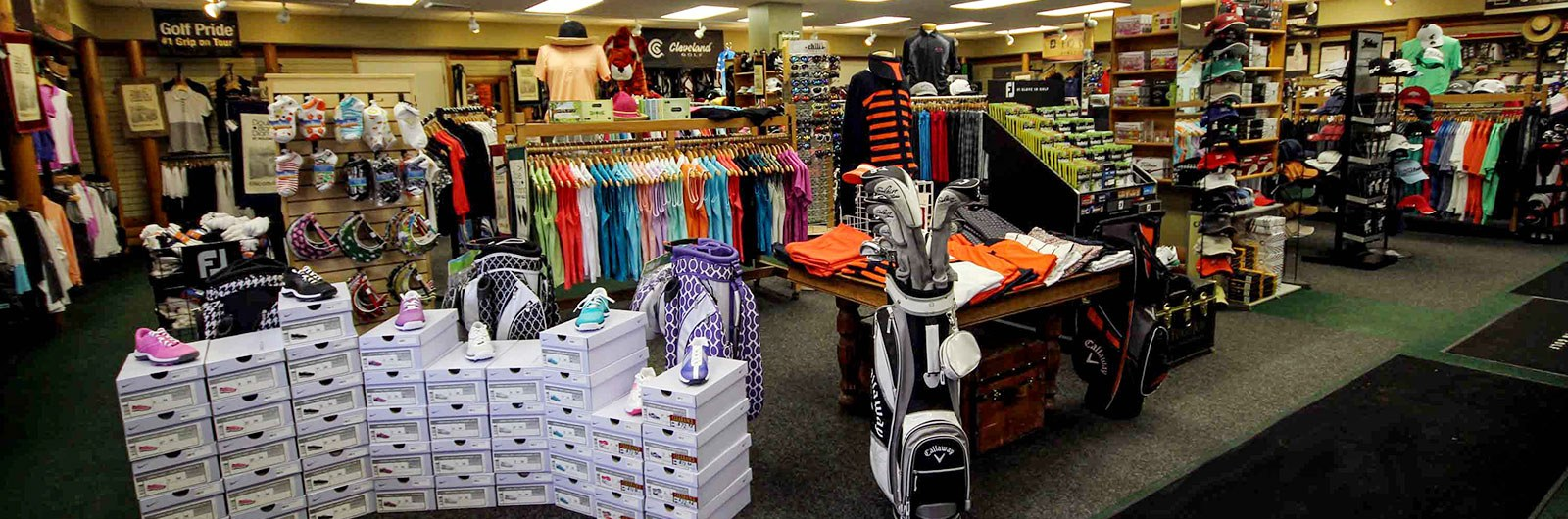 Holiday Valley Golf Shop
