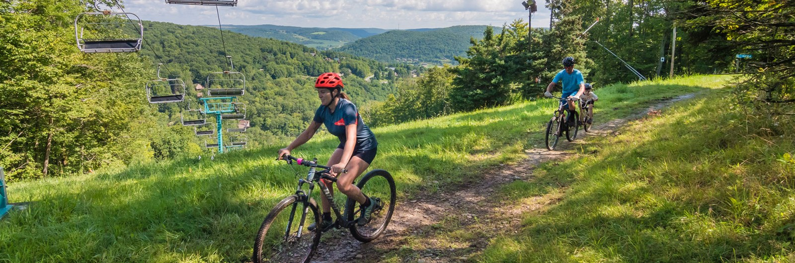 Holiday Valley Mountain And E Biking