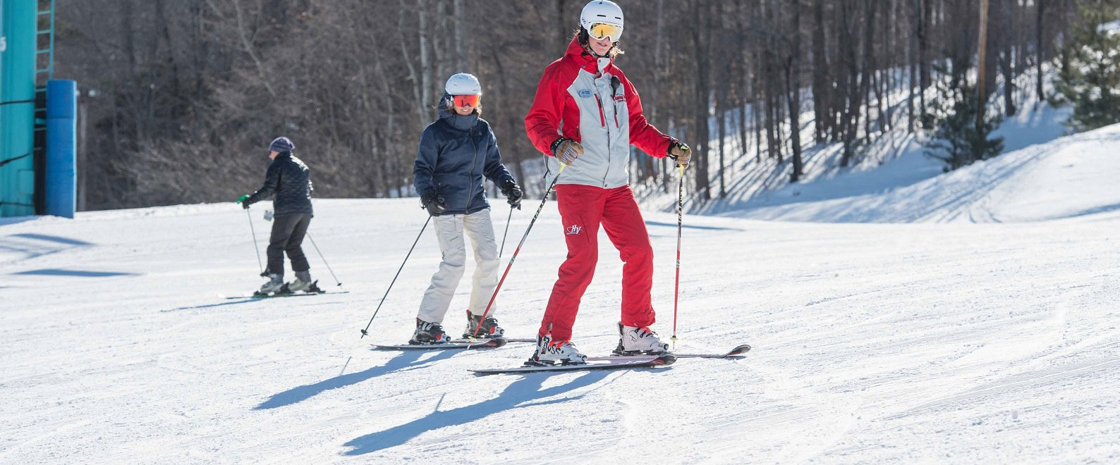 This is YOUR Year to Learn to Ski