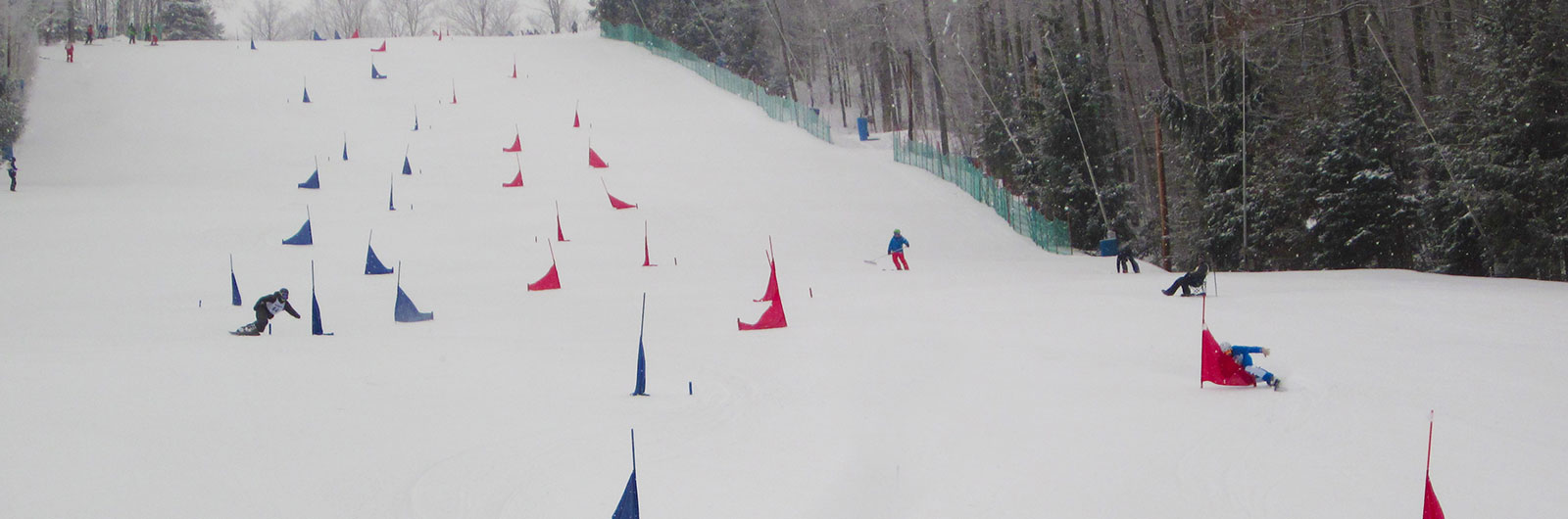 NorAm Parallel Slalom Race