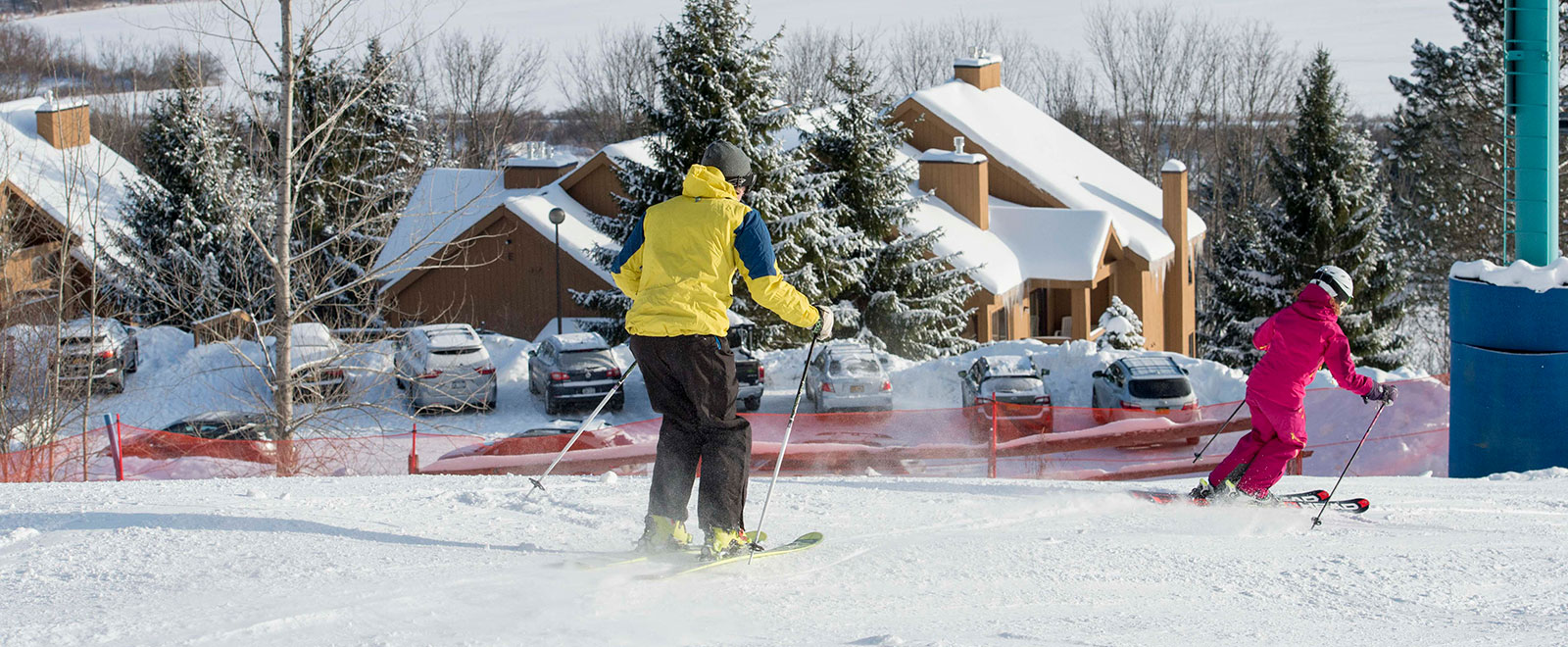 2 Kids Ski Free with Midweek Lodging Packages