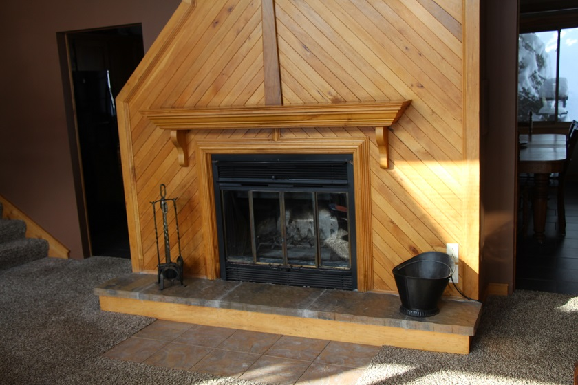 McFadden Fire Place