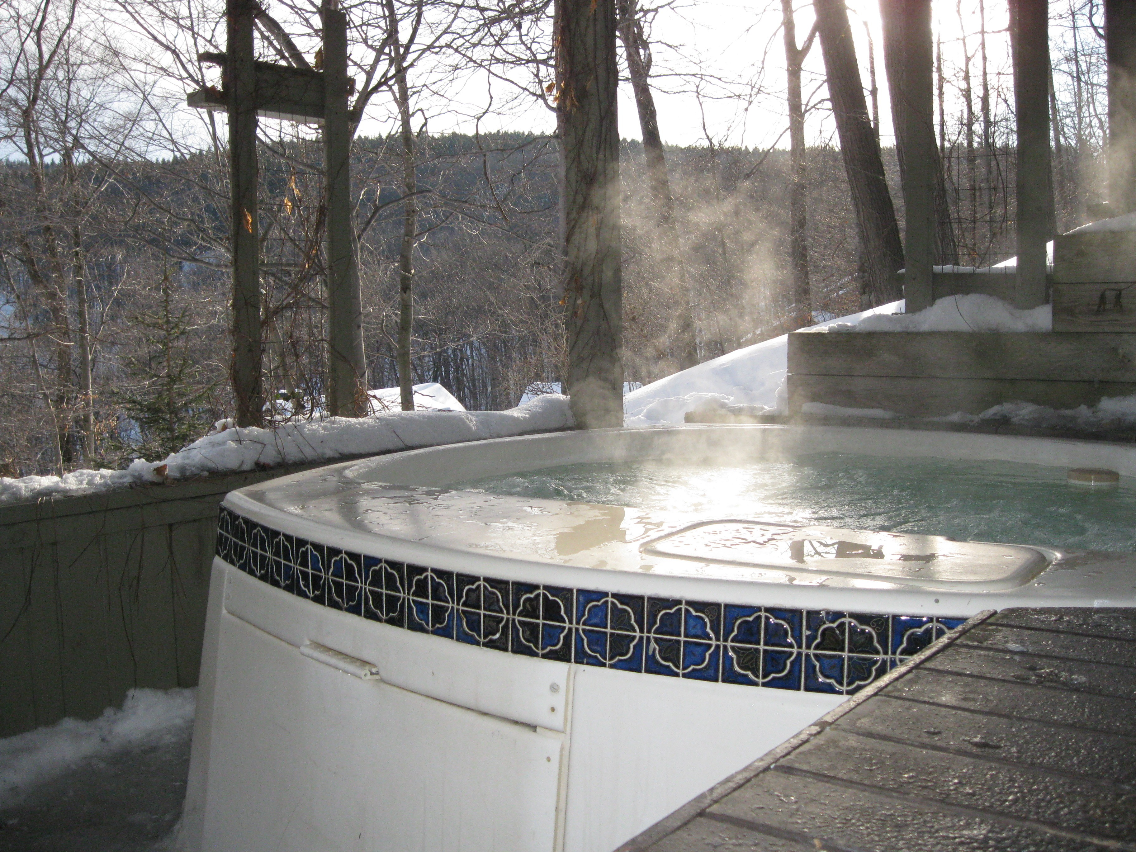 McFadden Hot tub