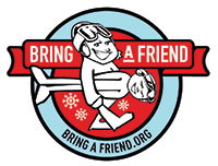 Bring a Friend logo