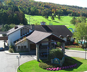 The Inn at Holiday Valley during the Summer