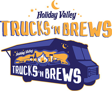Trucks n Brews Logo