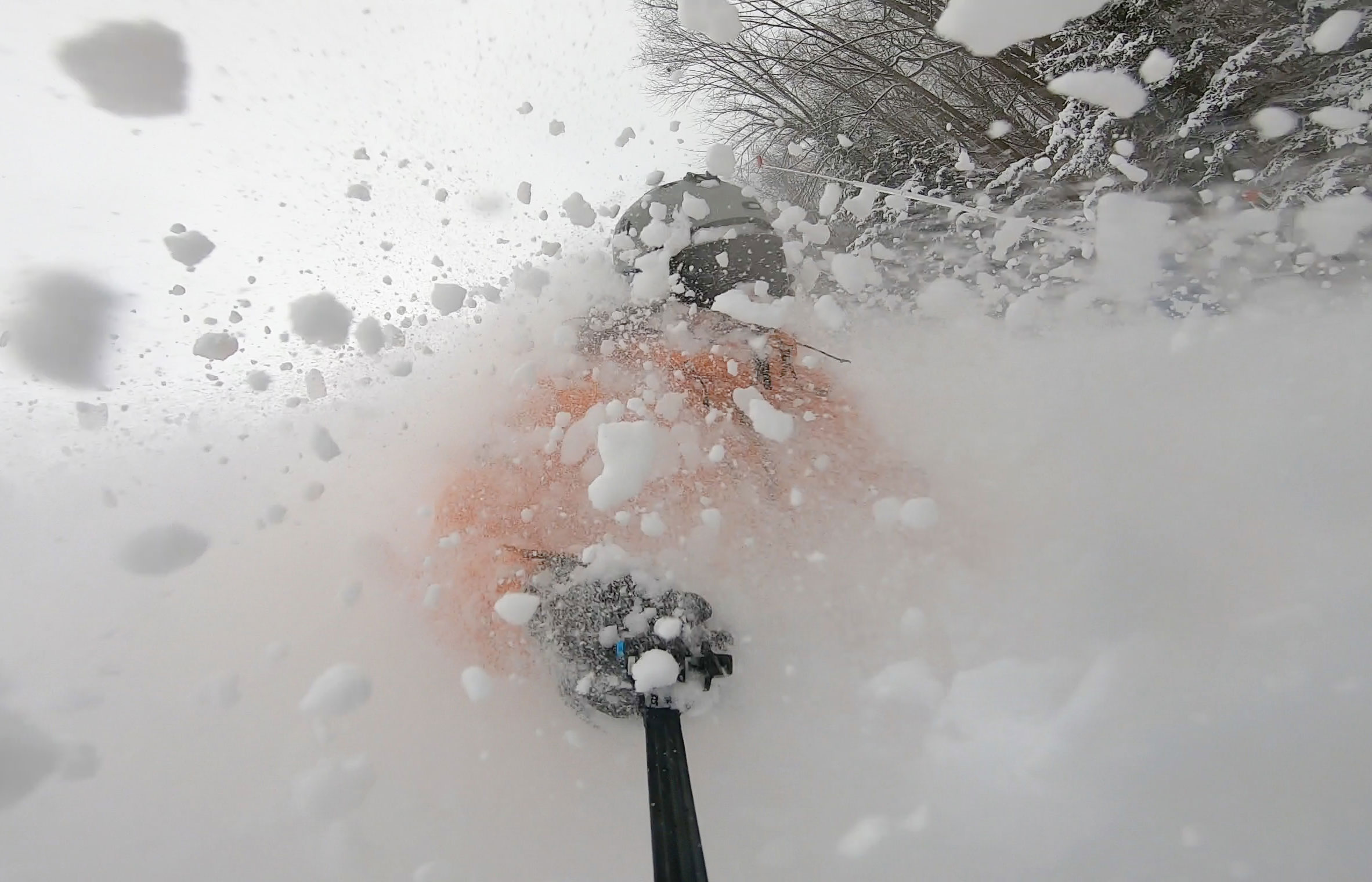 We Love Powder Days!
